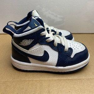 Nike Air Jordan 1 Mid Toddler
